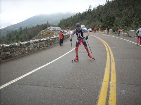 Rose pushes the red line to capture the Hill of Death record