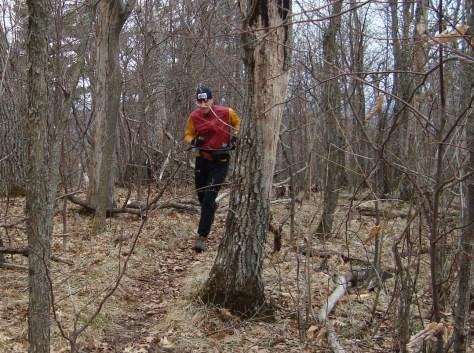 """Enjoying a workout on the """"Fresco Trail???"""""""