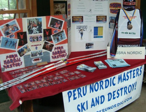 Peru Nordic well represented at the race expo