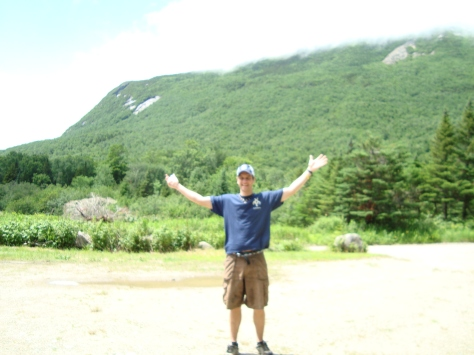 Northern Maine... you CAN get thar from here